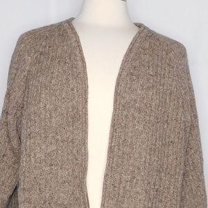 Woolrich 100% Wool Full -zip Sweater